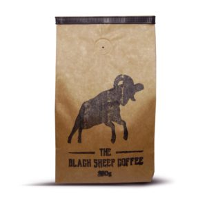 The Black Sheep Coffee 84 Pontos
