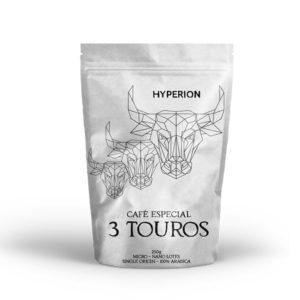 Pacote Café 3 Touros Hyperion