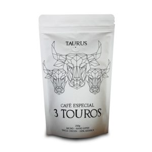 Pacote de Café Especial 3 Touros Tauros