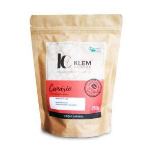Microlote Canário 89 Pontos Klem Coffee Orgânico Especial