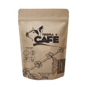 TEQUILA CAFÉ CHOCOLATE AO LEITE COM LARANJA